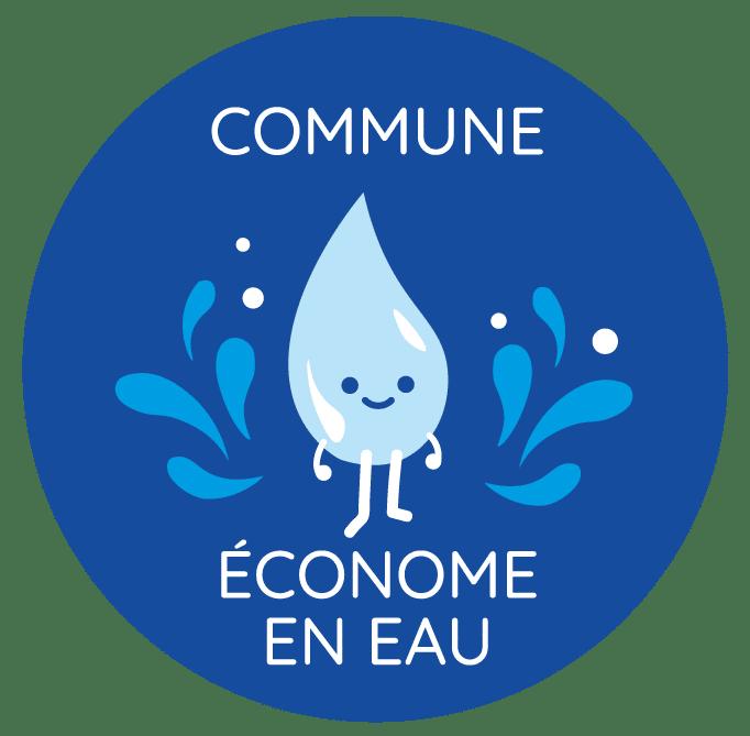 """Label """"Commune économe en eau"""""""