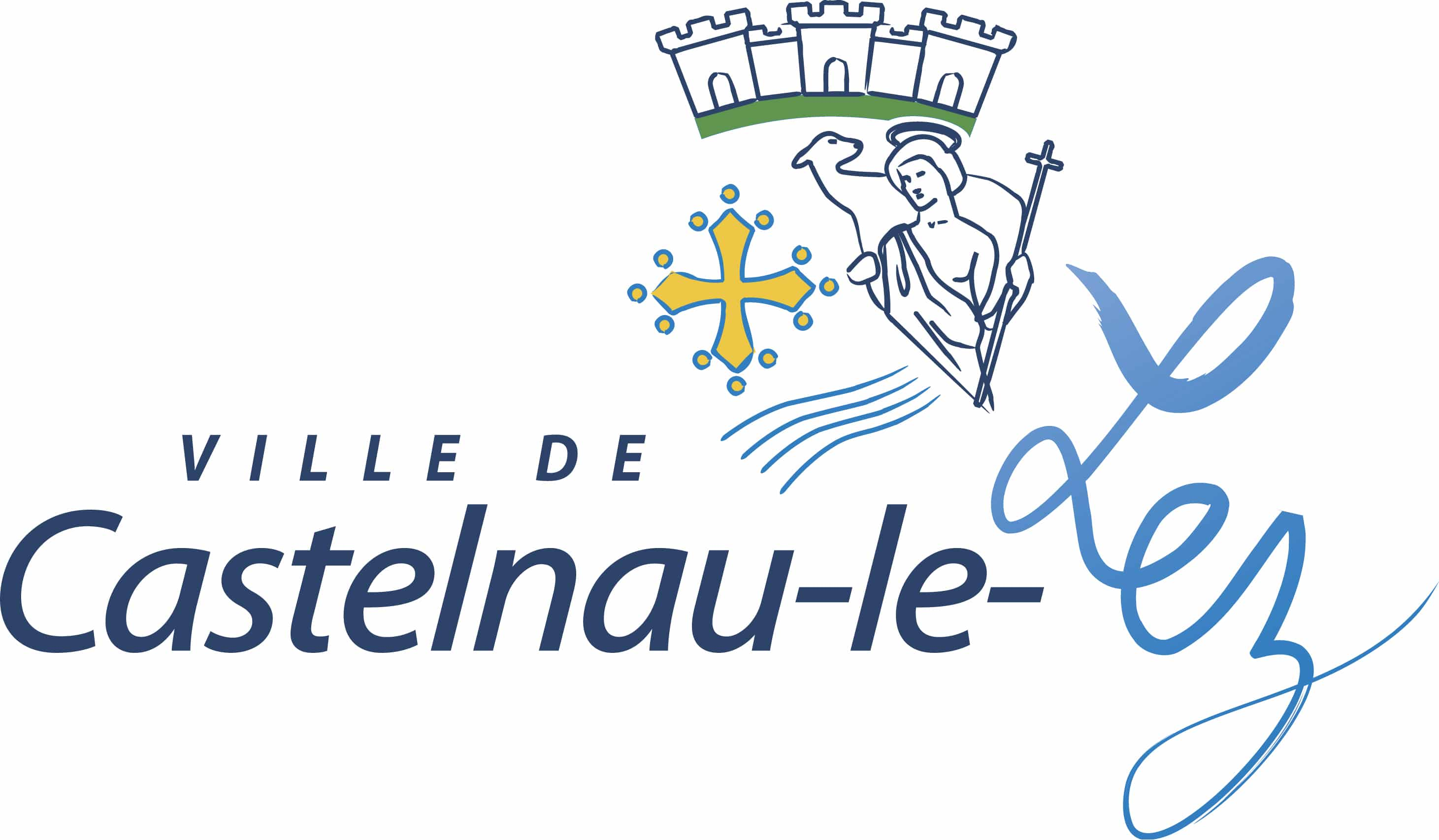 Logo Castelnau Le Lez