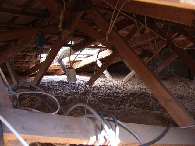 Retour d'expérience : Isolation d'une toiture et de combles perdus