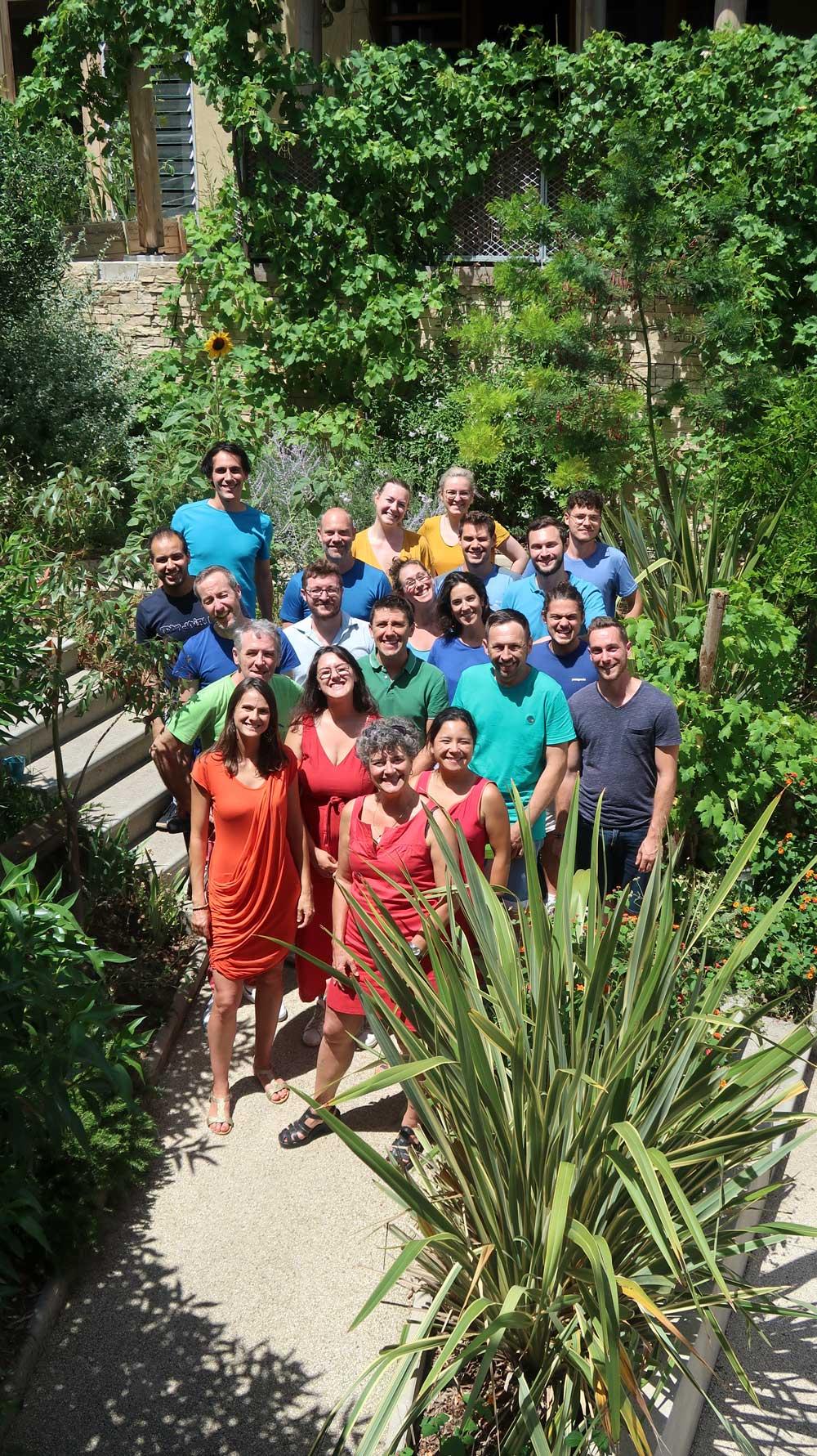 équipe ALEC 2021
