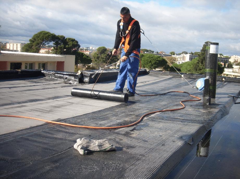 Retour d'expérience : Isolation d'une toiture-terrasse en copropriété